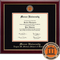 Church Hill Classics Masterpiece Diploma Frame. Eugene W. Stetson School of Business (Online Only)