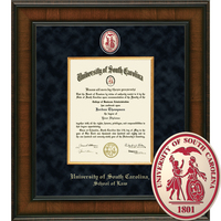 Church Hill Classics Presidential Diploma Frame. School of Law