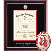 Church Hill Classics Masterpiece Diploma Frame. School of Law