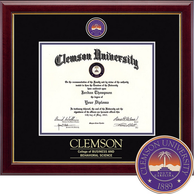 Church Hill Classics Masterpiece Diploma Frame. Business And Behavioral Science  (Online Only)
