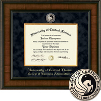 Church Hill Classics Presidential Diploma Frame. Business Administration. Masters PhD (Online Only)