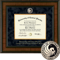 Church Hill Classics Presidential Diploma Frame. Engineering Comp Sci. Masters PhD (Online Only)