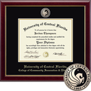 Church Hill Classics Masterpiece Diploma Frame. Education. Masters, PhD (Online Only)