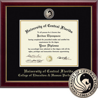 Church Hill Classics Masterpiece Diploma Frame. Education and Human Development (Online Only)
