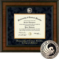 Church Hill Classics Presidential Diploma Frame. College of Medicine. Masters PhD (Online Only)