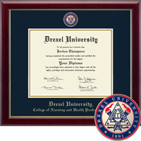 Church Hill Classics Masterpiece Diploma Frame. Nursing and Health Professions (Online Only)