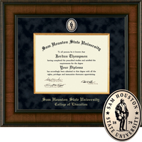 Church Hill Classics Presidential Diploma Frame.  College of Education (Online Only)