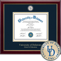 Church Hill Classics Masterpiece Diploma Frame. School of Education (Online Only)