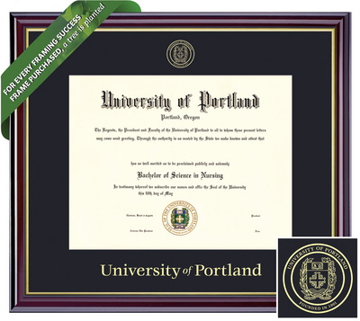 Framing Success Windsor Diploma Frame. Doctorate (1016Pres)