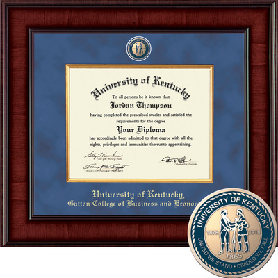 Church Hill Classics Presidential Diploma Frame. Business and Economics (Online Only)