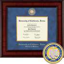 Church Hill Classics Presidential Diploma Frame. School of Medicine (Online Only)