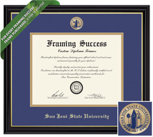 Framing Success Coronado Diploma Frame.