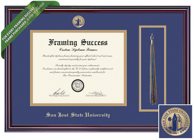 Framing Success Elite Diploma Frame.