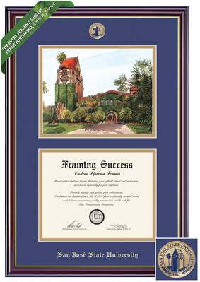 Framing Success Windsor Diploma Frame.