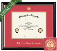 Framing Success Prestige Diploma Frame.