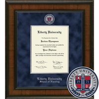 Church Hill Classics Presidential Diploma Frame. School of Nursing (Online Only)