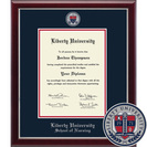 Church Hill Classics Masterpiece Diploma Frame. School of Nursing (Online Only)