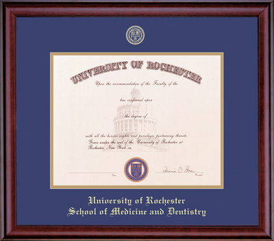 University of Rochester Bookstore - Framing Success Classic Double ...