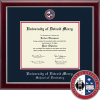Church Hill Classics Masterpiece Diploma Frame. School of Dentistry (Online Only)