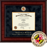 Church Hill Classics Presidential Diploma Frame. Behavioral and Social Sciences (Online Only)