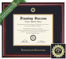 Framing Success Classic Diploma Frame. Masters, Specialist
