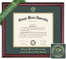 Framing Success Classic Diploma Frame. Law