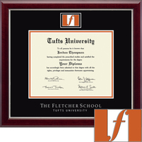 Church Hill Classics Masterpiece Diploma Frame. Fletcher School of Law and Diplomacy (Online Only)