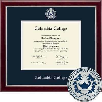 Church Hill Classics Masterpiece Diploma Frame. Associates Bachelors Masters (Online Only)