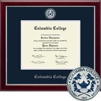 Church Hill Classics Masterpiece Diploma Frame. Associates, Bachelors, Masters (Online Only)