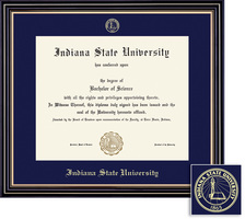 Framing Success Prestige Diploma Frame, PhD