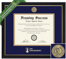 Framing Success Coronado Diploma Frame. Bachelors