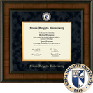 Church Hill Classics Presidential Diploma Frame. Associates, Bachelors, Masters (Online Only)