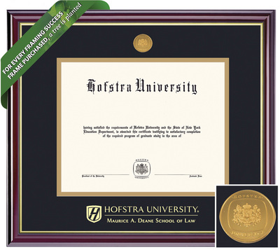 Framing Success Windsor Diploma Frame.Law