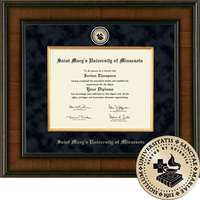 Church Hill Classics Presidential Frame Bachelor, Master (Online Only)