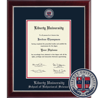 Church Hill Classics Masterpiece Diploma Frame. Behavioral Science (Online Only)