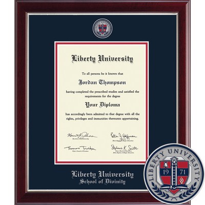Church Hill Classics Masterpiece Diploma Frame. Divinity (Online Only)