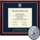 Church Hill Classics Masterpiece Diploma Frame. Continuing Studies (Online Only)