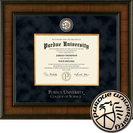 Church Hill Classics Presidential Diploma Frame.  College of Science (Online Only)