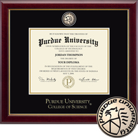 Church Hill Classics Masterpiece Diploma Frame.  College of Science (Online Only)