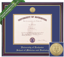 Framing Success Windsor Diploma Frame. Medical Bachelors