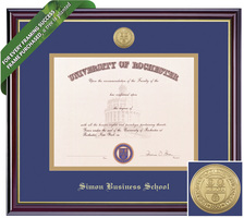 Framing Success Windsor Diploma Frame. Simon Business Bachelors