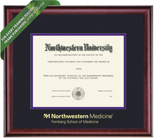 Framing Success Classic Diploma Frame. Medical
