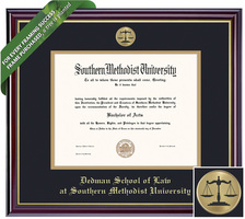 Framing Success Windsor Law Diploma Frame.