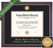 Framing Success Windsor Theology Diploma Frame.