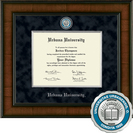 Church Hill Classics Presidential Diploma Frame.  Bachelors, Masters,PhD(Online Only)