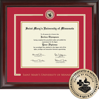 Church Hill Classics Showcase Diploma Frame.   PhD (Online Only)