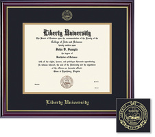 Framing Success Bachelors Windsor Diploma Frame