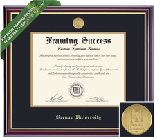 Framing Success Windsor Diploma Frame. Bachelors