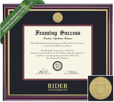 Framing Success Windsor Diploma Frame. Associates, Bachelors