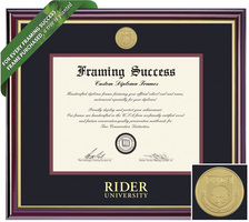 Framing Success Windsor Diploma Frame. Masters, PhD